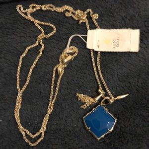 Kendra Scott Arlet Pendant Necklace NWT